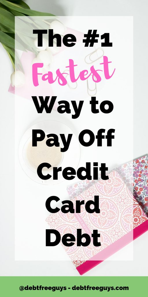 The Debt Lasso is faster and better than the Debt Snowball or Debt Avalanche methods! If you want to pay your credit card debt off fast, you have to do this. #Debt #PayOffCreditCardDebt #EliminateDebt #DebtFreeHacks #MoneyConscious #MoneyTip #CreditCardDebt #DebtFree