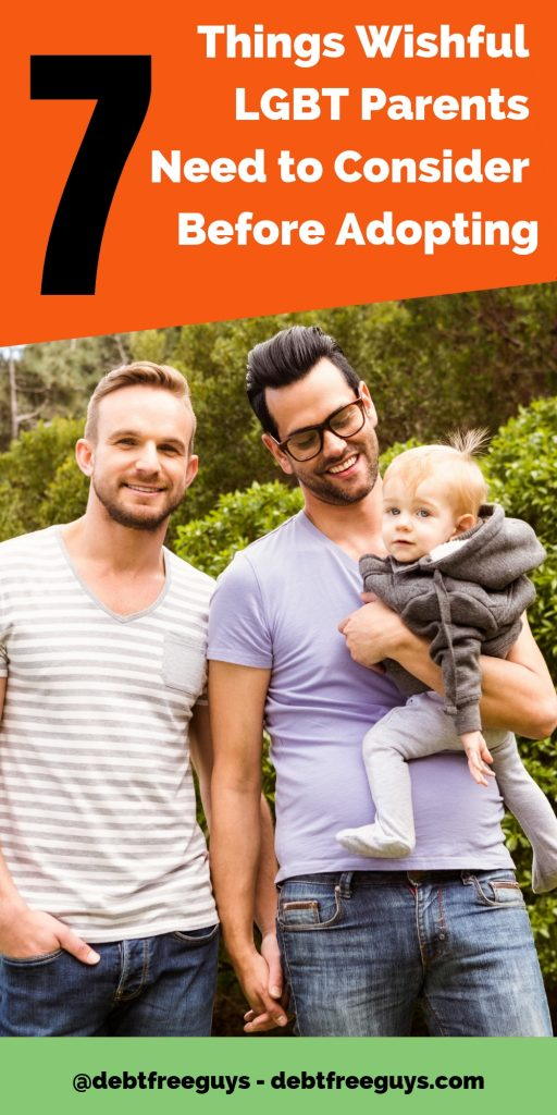 If becoming an LGBTQ parent right for you? Knowing their inclusive adoption options can help LGBTQ families more easily and cheaply grow their unique families. Get this and more on this Queer Money. LGBTQ Parents | Gay Adoption | Adoption | LGBTQ Issues | LGBT Rights | LGBT Business | Foster Parents | Adopting Foster Kids