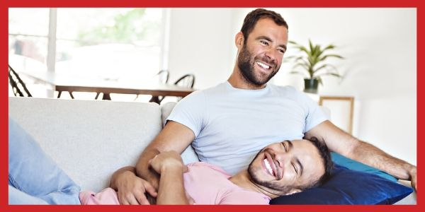 Gay Valentines Day Date Ideas - Lazy Day Lovers