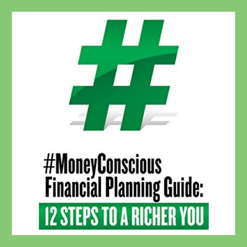 #MoneyConscious Financial Planning Guide Shop Image