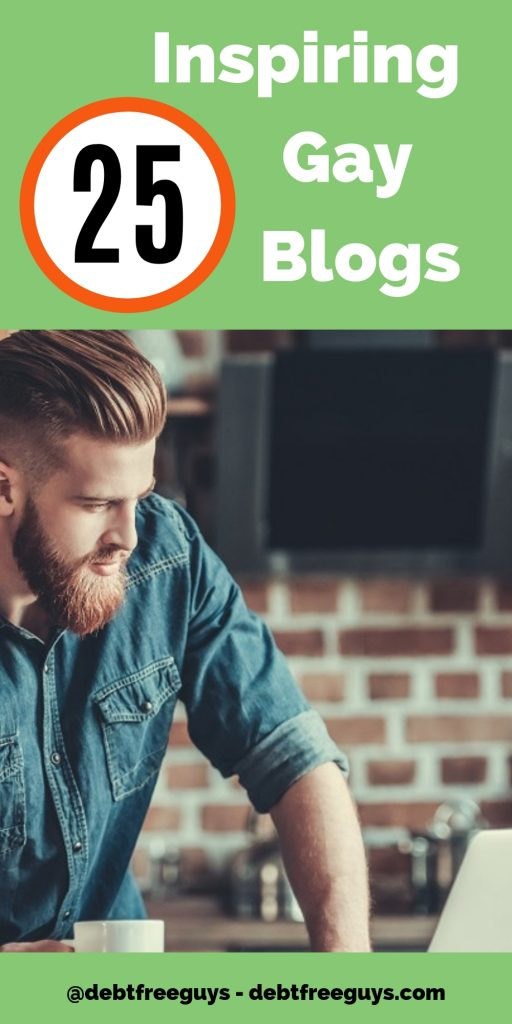 Gay blogs have been around a while, but they seem to really be taking off over the past few years. We are coming into our own, so here's a big list. #Gay #GayMen #GayBlogs #LGBTQIssues #LGBTBusiness #GayMenandRelationships