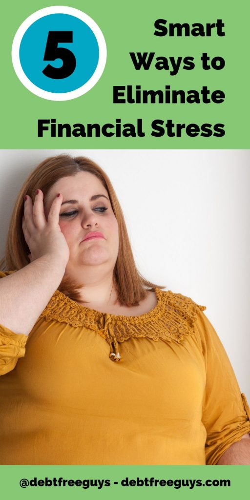 How do you eliminate financial stress? Money stresses just about all of us. In fact, 58% the LGBTQ community worries about money weekly. We've got 5 suggestions on how you can start to eliminate financial stress form your life. #LGBTQIssues #LGBTBusiness #LGBTQ #GayMen #GayMenInRelationships #FinancialStress #MoneyTips