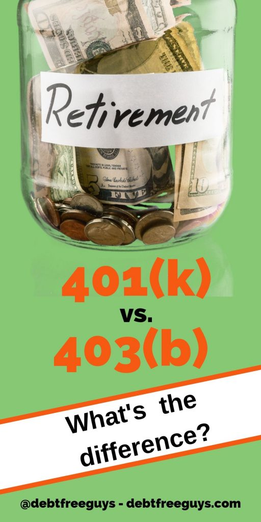 Retirement is hard enough without having to understand all the rules and types of accounts. Although it is important to know which is right for you. We discuss the difference between 401(k)s and 403(b)s in this episode of Queer Money. #401k #403b #retirement #queermoney #podcast #earlyretirement #FIRE