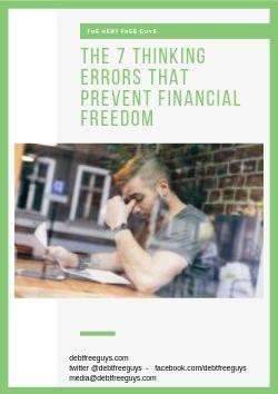 7 Thinking Errors