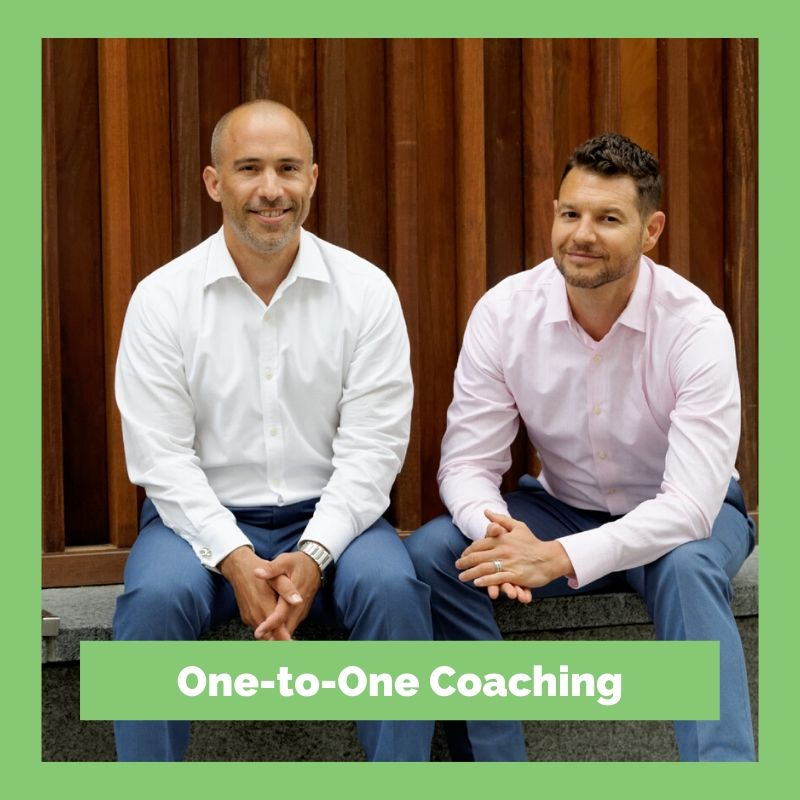 One on one Coaching Shop Image